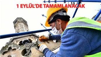 İzmir'in sembolü Saat Kulesi'nde restorasyon başladı!