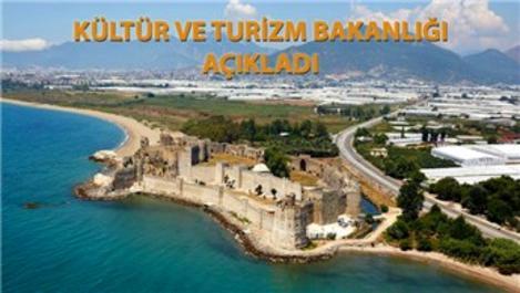 İşte Türkiye'nin en görkemli kaleleri!