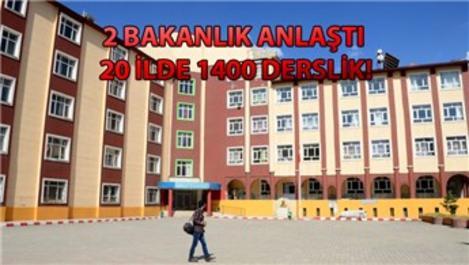 700 milyon lira değerinde Hazine taşınmazına yeni okul!