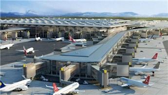 İstanbul havalimanlarından 2.7 milyon ton yük taşındı!