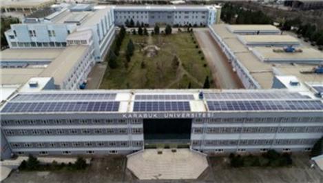 Karabük Üniversitesi enerji satışı yapmayı planlıyor!