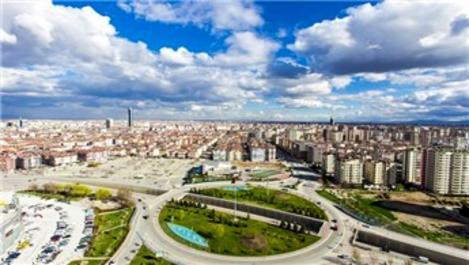 Konya Belediyesi'nden 19 milyon TL'ye satılık 4 arsa
