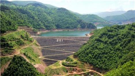 Topçam Barajı, 100 bin konutun elektrik ihtiyacını karşılıyor!