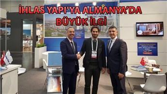 İhlas Yapı 4 projesini Evim Türkiye Fuarı'nda tanıttı