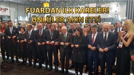 Almanya'daki Evim Türkiye Fuarı kapılarını açtı