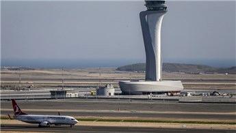 İstanbul Havalimanı 3 ayda 187 bin 553 yolcuyu uçurdu