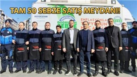 İşte İstanbul'daki tanzim satış noktaları!