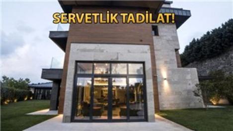 Burak Yılmaz Acarkent'teki villasını tadilat ettirdi