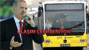 Cumhurbaşkanı'ndan Ankaralılara müjde!