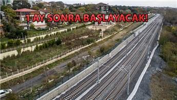 Gebze-Halkalı tren seferlerinde son durum!