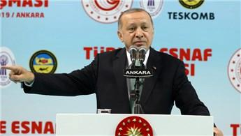 Başkan Erdoğan'dan tanzim satışı ile ilgili açıklamalar!