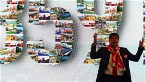 Menderes Türel, Antalya'nın 359 vizyon projesini tanıttı