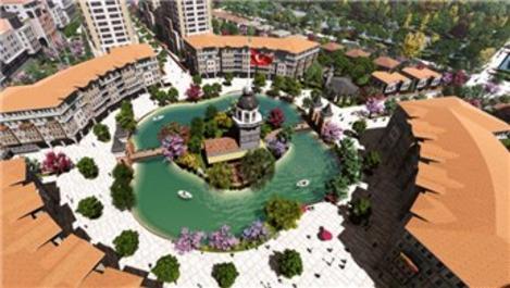 Kahramankazan'da 24 milyon TL'ye satılık otel ve arsa!