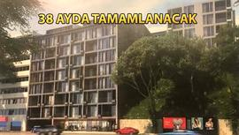 Beyoğlu'nda 105 odalı Gençoğlu Apart Projesi yapılacak