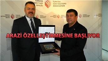 Özbekistan'tan Türk müteahhitlere yatırım fırsatları!