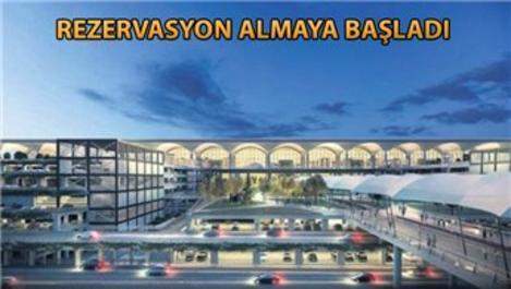 İstanbul Havalimanı'nın oteli 'YOTEL' 30 Mart'ta açılıyor