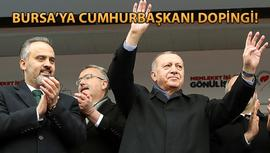 Bursa'ya devletten ilk raylı destek geliyor!