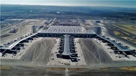 İstanbul Havalimanı yeşillenecek!