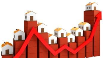 Konut fiyat endeksi yüzde 9.69 arttı