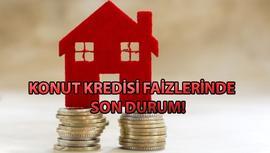 Yapı Kredi, konut kredisi faiz oranını 1,61'e düşürdü!