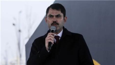 Murat Kurum 'Ayvacık'ta 85 konut hasar gördü'