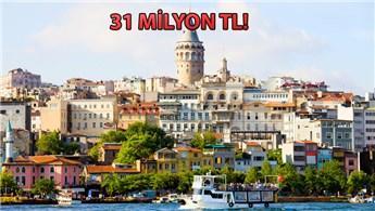 Beyoğlu Belediyesi'nden satılık arsa!