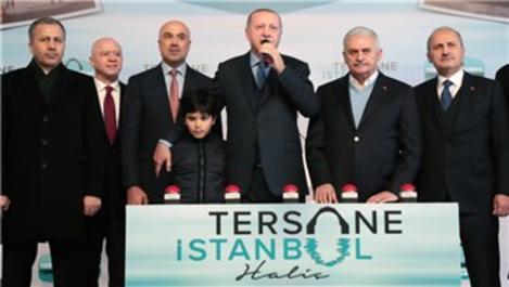 Tersane İstanbul projesinin temeli atıldı