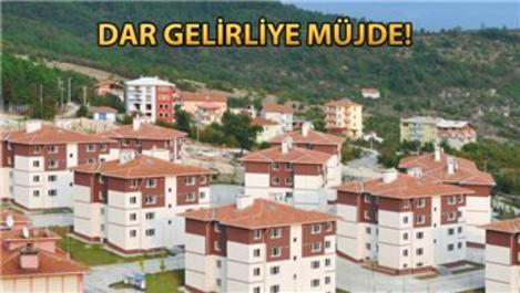 TOKİ'den 304 TL taksitle ev sahibi olma fırsatı!