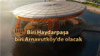 İstanbul Boğazı'na iki adet yüzen platform yapılacak!