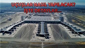 Atatürk Havalimanı'nın taşınma detayları belli oldu!