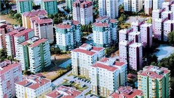 Türkiye'de 5 milyon aile ev sahibi olmak istiyor!