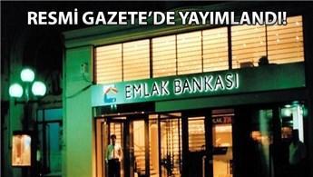 BDDK, Emlak Bankası için onay verdi