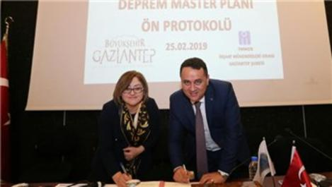 Gaziantep deprem master planı için önemli adım!
