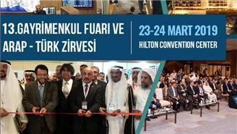Türk gayrimenkul sektörü Arap yatırımcılarla buluşuyor