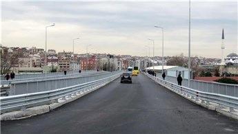 Haydarpaşa Köprüsü trafiğe açıldı!