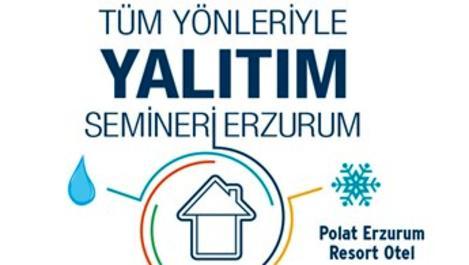 İZODER, yılın ilk seminerini Erzurum'da düzenleyecek