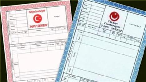 Türkiye'de kişi başına iki tapu düşüyor