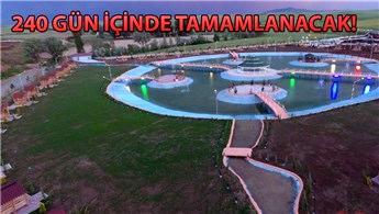 Sivas Millet Bahçesi Projesi'nin ihalesi yapıldı!