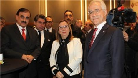 'Türk müteahhitler dünyada bir marka haline geldi'