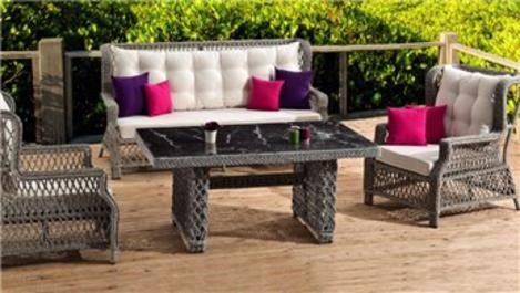 Bahçe mobilyası seçiminin 5 temel püf noktası!
