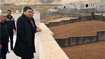 Vatandaşlar yeni Hasankeyf'e mayıs ayında taşınacak