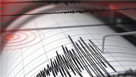 Kuşadası'nda 3,8 büyüklüğünde deprem!