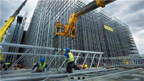 İMSAD: İnşaat sektöründe yüzde 2 küçülme oldu!