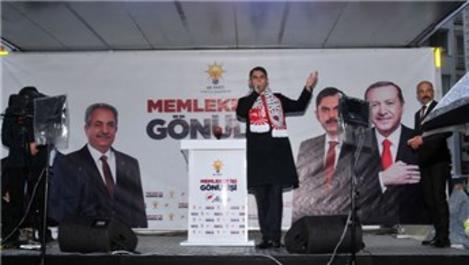 Bakan Kurum'dan Akşehirlilere toplu konut müjdesi
