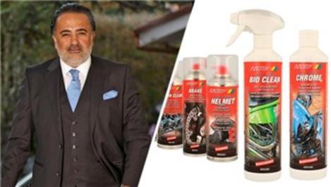 Akçalı, motosiklet bakım ürünleri pazarına MOTIP ile girdi