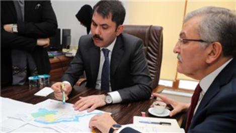 """""""Türkiye'de 50 bin konutluk sosyal konut projesi başlattık"""""""