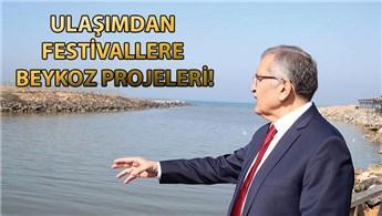 Murat Aydın, Beykoz projelerini anlattı!
