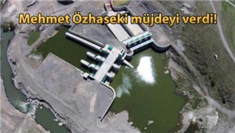 Türkiye'nin en uzun tüneli Gerede Sistemi tamamlandı