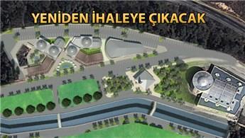 Gediz Ilıca Termal Tatil Köyü projesi bitirilecek