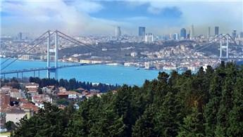 1 milyon dolara Monaco'dan 16, İstanbul'dan 109 metrekare!